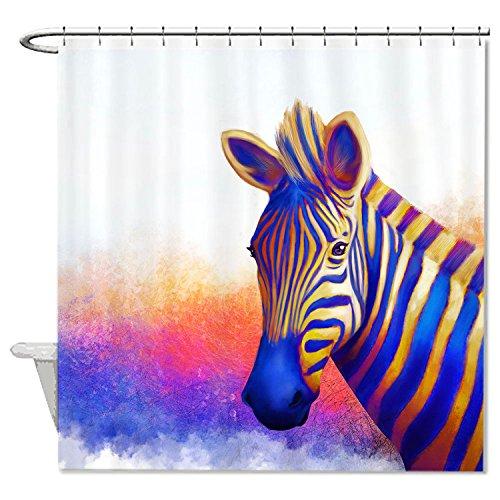 whiangfsoo-zebra-rainbow-aquarelle-peinture-home-decro-rideau-de-douche-pour-baignoire-5-72x72180x18