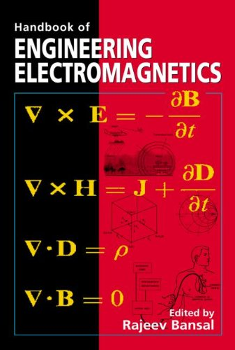 Handbook Of Engineering Electromagnetics