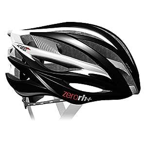 rh+(アールエイチプラス) Helmet Bike ZW EHX6050 02 XS/M Black-White 54-58
