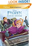 Anna's Icy Adventure (Disney Frozen) (Golden First Chapters)