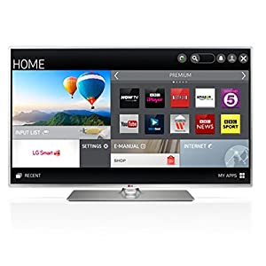 42LB585V A+ Rated 42 Inch Full HD Smart TV with Freeview & Wi-FI in Silver