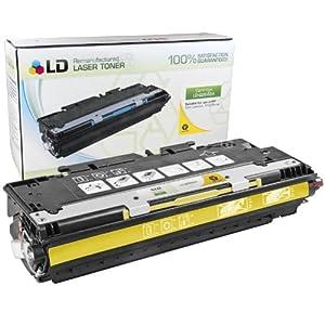 LD © Remanufactured Replacement Laser Toner Cartridge for Hewlett Packard Q2682A (HP 311A) Yellow