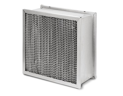 Cfl Air Cleaner : Filtration group ashrae cell box air filter wet
