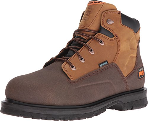 Timberland Men's 6 in Powerwelt ST WP International Brown Boot 13 D (M) (Timberland 6 D M compare prices)
