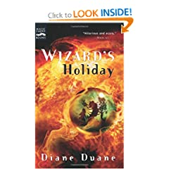 Wizard's Holiday: The Seventh Book in the Young Wizards Series by Diane Duane