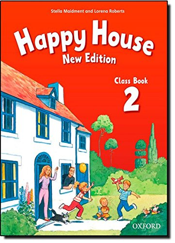 Happy House 2: Class Book (Happy Second Edition)