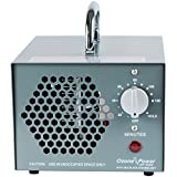 Ozone Power OP5000 Commercial Air Ozone Generator & Air Purifier   Natural Odour Remover   Remove Smells From Smoke, Pets, Mold, Cooking, Painting... Any Type Of Odour Can Be Eliminated!   5 Year Warranty