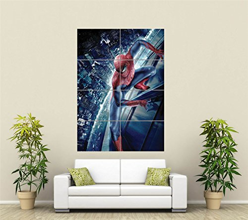 THE AMAZING SPIDERMAN CARTOON GIANT ART NEW POSTER PRINT PICTURE ST947