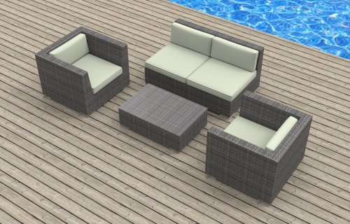 Urban Furnishing Belize 5c Ultra Modern Outdoor Backyard