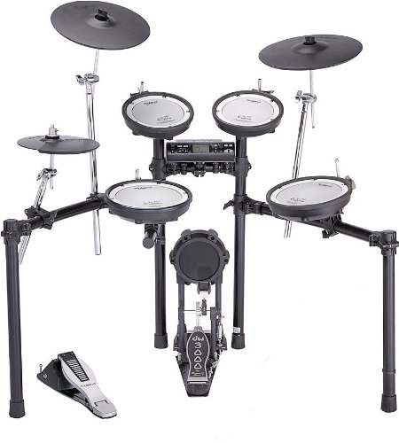 Roland TD-4KX2-S - Ultra Compact Pro V-Drum Kit Electronic Drum Kit