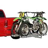 "Double Motocross 600 lb Capacity Dirt Bike Carrier Rack for 2"" Receivers"