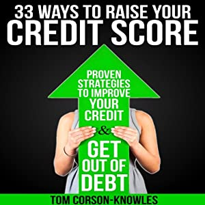 33 Ways to Raise Your Credit Score Audiobook