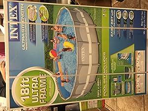 intex pool cover instructions