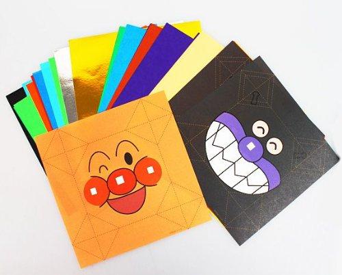 すべての折り紙 折り紙 バイキンマン 折り方 : の折り方。バイキンマン ...
