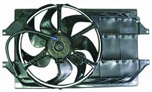 Depo 333-55004-000 Dual Fan Assembly