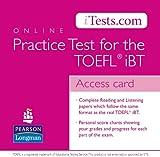 TOEFL iTest Voucher (iTests.Com) (0132145782) by PHILLIPS