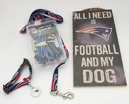 New England Patriots Pet Collar Bandana