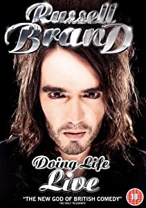 Russell Brand: Doing Life - Live [2007] [DVD]
