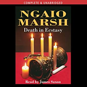 Death in Ecstasy | [Ngaio Marsh]