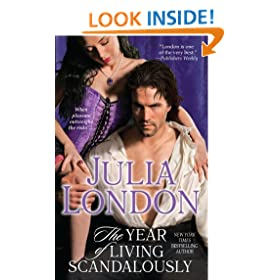 The Year of Living Scandalously (The Secrets of Hadley Green)