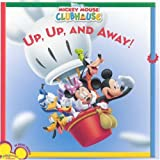 Up, Up, and Away!: An Adventure in Shadows and Shapes (Mickey Mouse Clubhouse)