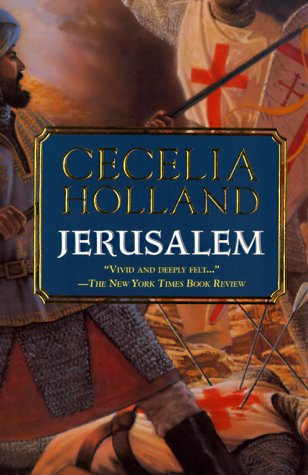 Jerusalem, CECELIA HOLLAND