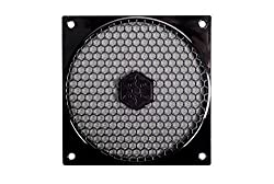 SilverStone 120mm Fan Filter with Grill FF121 (Black)