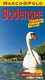 Marco Polo Reiseführer Bodensee - Frank van Bebber, Martina Keller-Ullrich