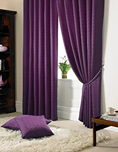 heavy jacquard curtains ready made pencil. Black Bedroom Furniture Sets. Home Design Ideas