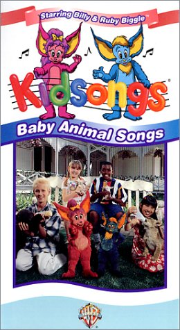 Kidsongs - I Can Sing Baby Animal Songs [VHS]