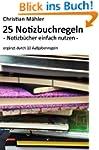 25 Notizbuchregeln - Notizb�cher einf...