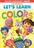 Nickelodeon Let's Learn: Colors