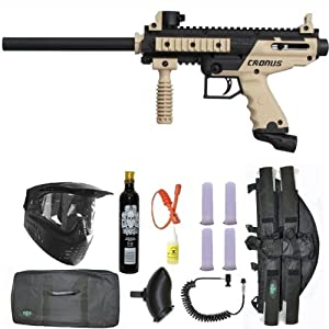 Buy Tippmann Cronus Paintball Gun 3Skull 4+1 Sniper Set by 3Skull