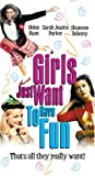 Girls Just Want to Have Fun VHS Tape