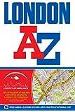 London Street Atlas (A-Z Street Atlas) 2014