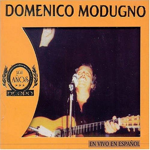 Domenico Modugno - En Vivo En Espanol - Zortam Music