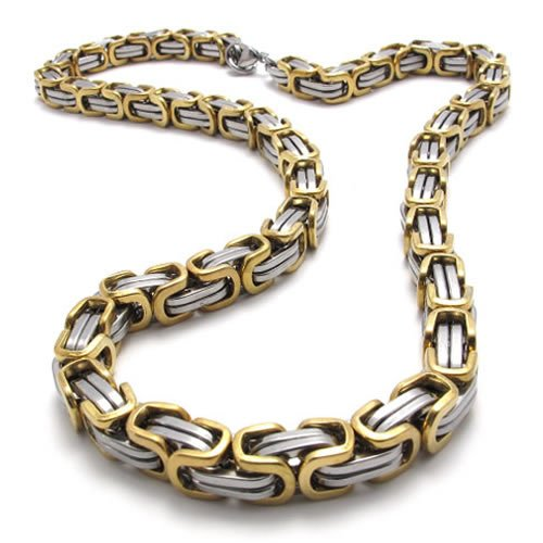 Gold: Mens Gold Chain Styles