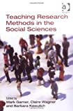Teaching Research Methods in the Social Sciences