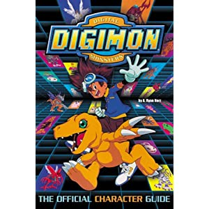Digimon: The Official Character Guide (Digimon (HarperCollins))