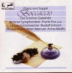 Von Suppe: Boccaccio / Die Schone Galathee [Highlights]