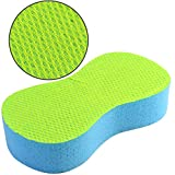 HOKIPO Super Absorbent Cleaning Sponge Scrubber, 1 Piece