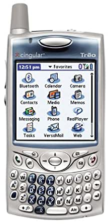 Palm Treo 650 PDA Phone (AT&T)