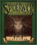The Spiderwick Chronicles: 2006 Wall Calendar (0740753517) by DiTerlizzi, Tony