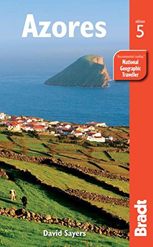 Azores (Bradt Travel Guide)