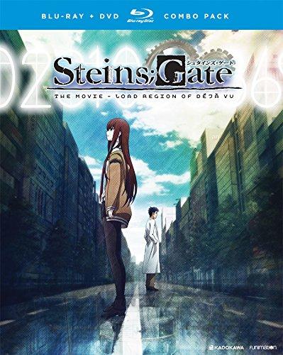 Steins / Gate - the Movie - Load Region of Deja Vu [Blu-ray] [Import]