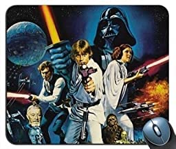 Star Wars v4 Mouse Pad