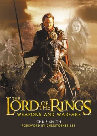 Cover of The Lord of the Rings Weapons and Warfare
