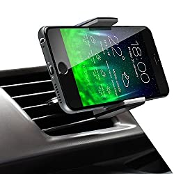 Koomus Pro Air Vent Universal Smartphone Car Mount Holder Cradle for all iPhone and Android Devices