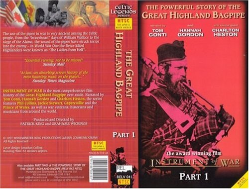The Instrument of War (Part 1) [VHS]