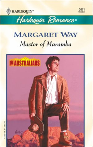Master Of Maramba (The Australians) (Harlequin Romance), MARGARET WAY